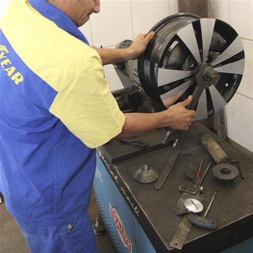 Desempeno Roda de Ferro - Aros Especiais ROF