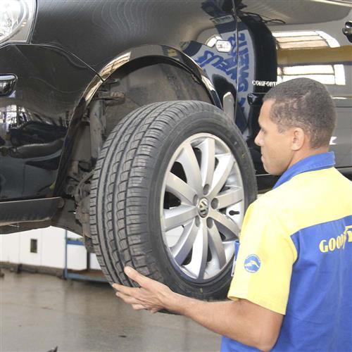 Montagem Pneu - Pick-Ups e SUVs