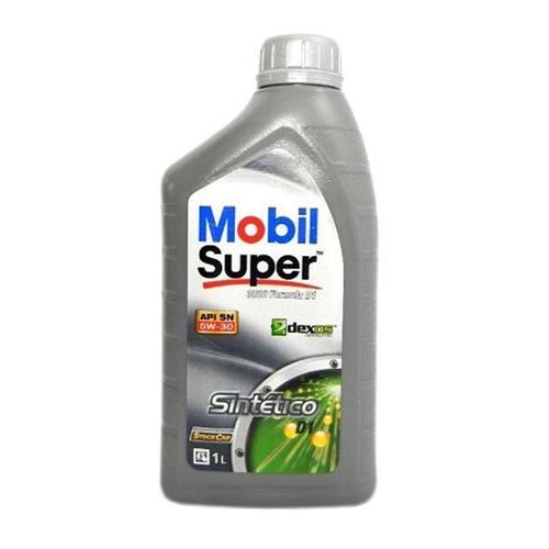 Oleo Mobil Super D1 5W30 1L Sintetico SN